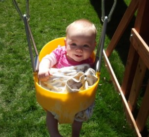 Affordable Wooden Swing Sets