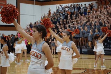 Spirited Meet the Warriors Pep Rally Recognizes Athletes