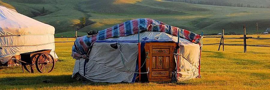 mongolei_yurte