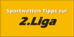 Wett-Tipps zur zweiten Fussball Bundesliga