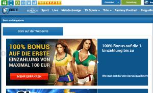 Das Willkommenangebot für Neukunden umfasst einen tollen 1Xbet Bonus von 100% bis zu 100€