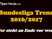 Fußball Bundesliga Trend 2017