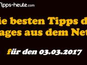 Sportwetten Tipps 03.03.2017