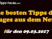 Sportwetten Tipps 09.03.2017