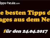Sportwetten Tipps 24.04.2017