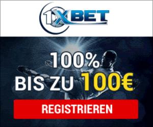 1Xbet DFB Pokal Bonus