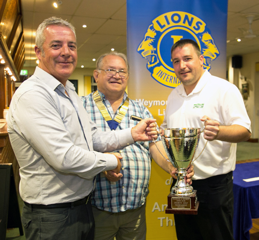 LIONS CHARITY GOLF DAY RAISES OVER £1,800