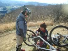 われらがWFR ★ 早稲田大学山岳サイクリング部動画日記-2009oidasi9