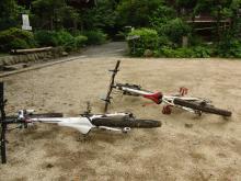 われらがWFR ★ 早稲田大学山岳サイクリング部動画日記-高水(4)2009/7/5