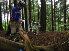 われらがWFR ★ 早稲田大学山岳サイクリング部動画日記-高水(10)2009/7/5