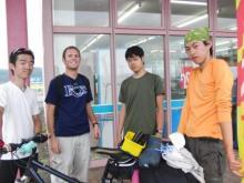 われらがWFR ★ 早稲田大学山岳サイクリング部動画日記-外人さんと