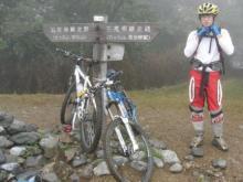 われらがWFR ★ 早稲田大学山岳サイクリング部動画日記-鷹ノ巣頂上01