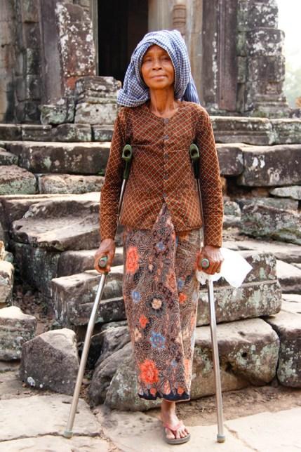 Angkor Woman