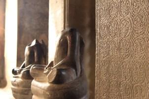 Headless Buddha Statues