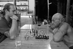 Justin Butler Chess Match