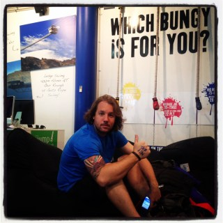 Justin Butler Nevis Bungy