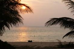 Koh Rong Samoloem Sunset