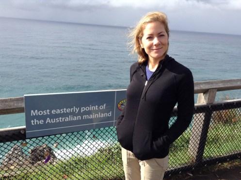 Kristin Butler Easterly Point Australia