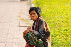 Woman of Phnom Penh