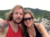 Justin & Kristin Butler Koh Phangan