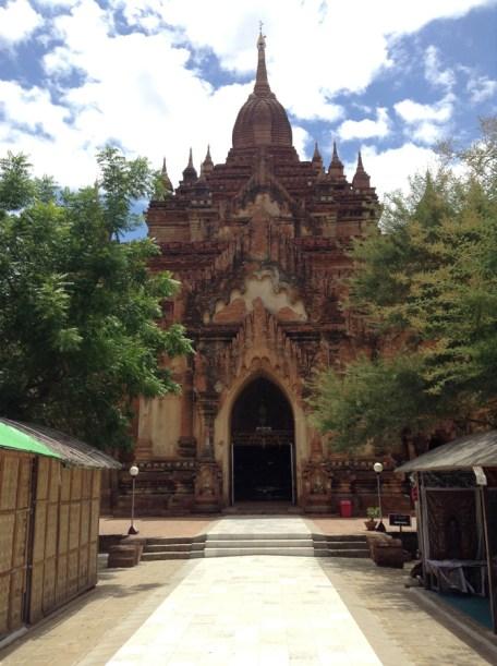 Large Bagan Pagoda