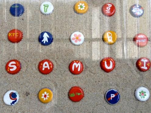 Samui Bottle Caps