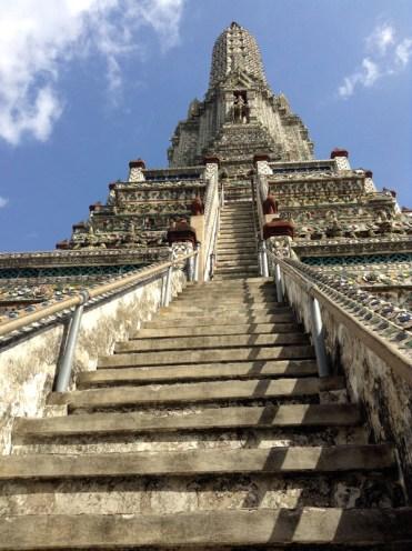 Wat Arun Stairs