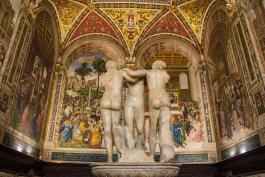 Butt Statues