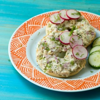 Horseradish Whitefish Salad
