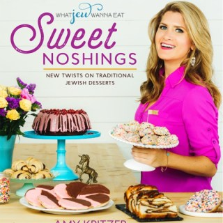 Sweet Noshings Cookbook!!