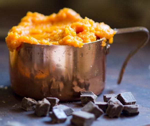 Pumpkin Chocolate Babka