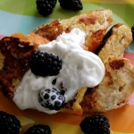 Baileys Challah French Toast