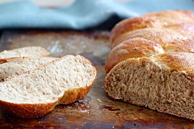 Chai Tea Challah Bread