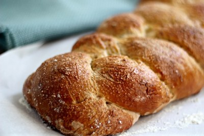 Chai Tea Challah Bread