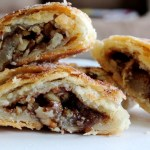 Cinnamon Roll Strudel