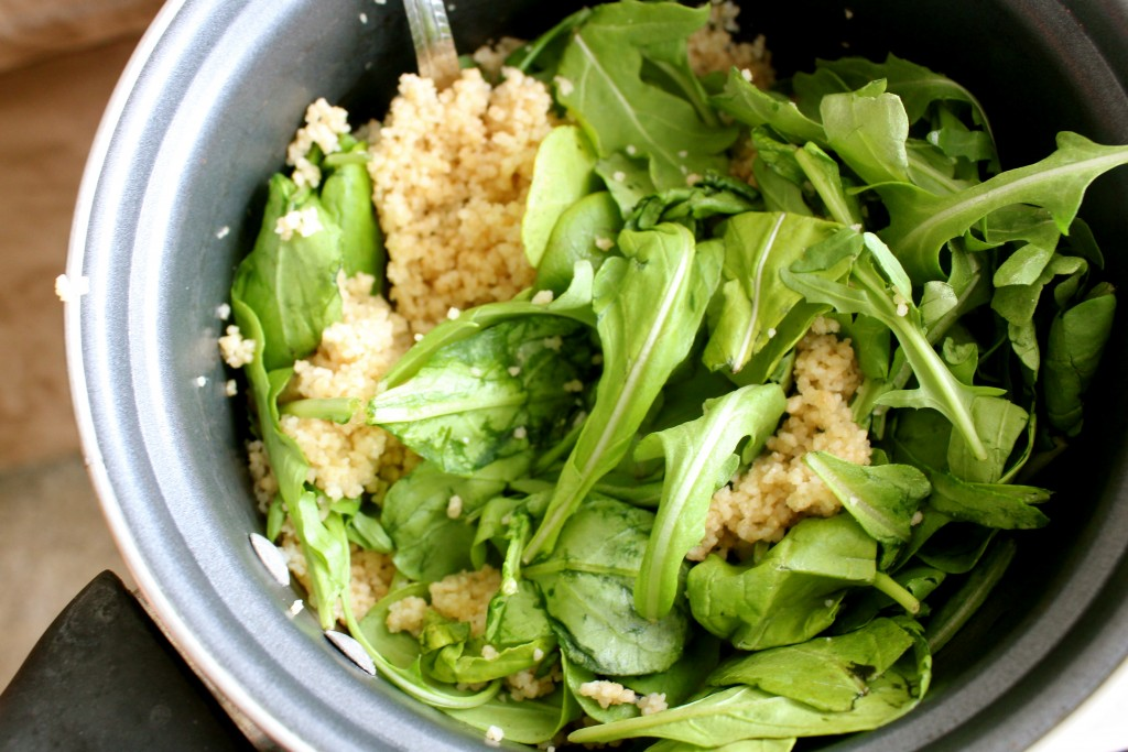 Jerusalem Artichoke Salad 7