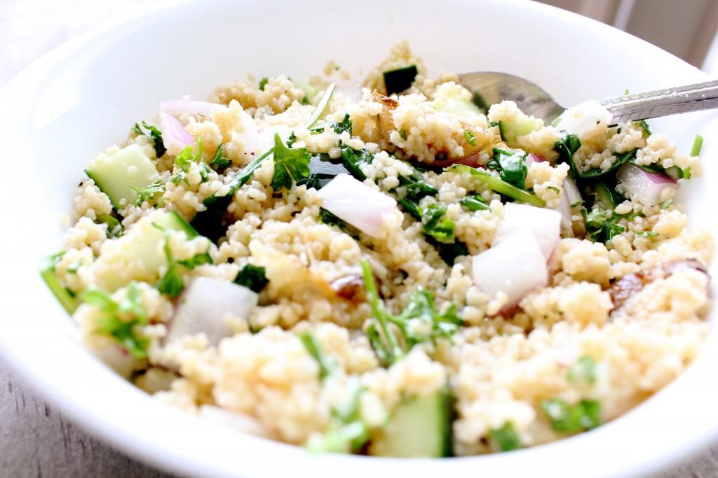 Jerusalem Artichoke Salad 8