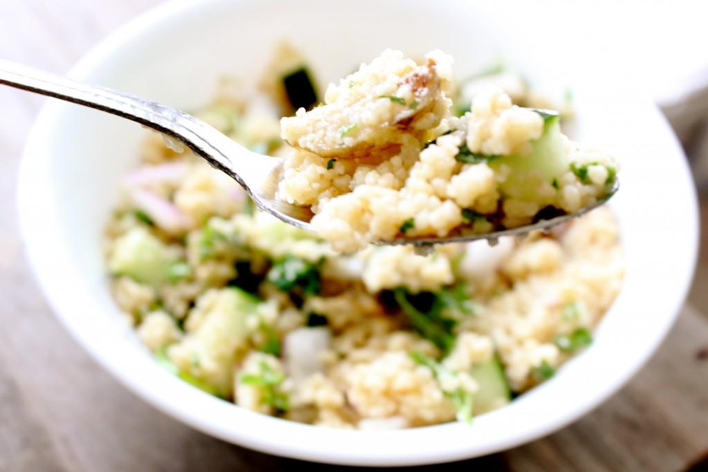 Jerusalem Artichoke Salad 9