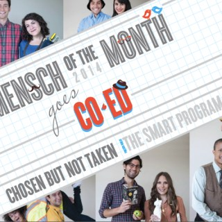 Mensch of the Month Calendar Giveaway!!