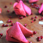 Pomegranate Fortune Cookie