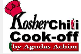 kosher chili cookoff