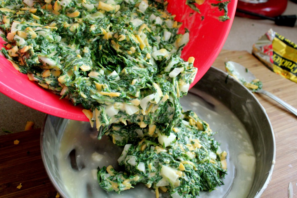 Spinach Squares 4