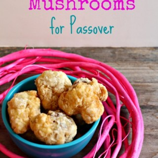 Gluten Free Deep Fried Mushrooms