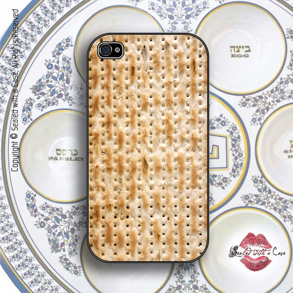 iPhone matzo case