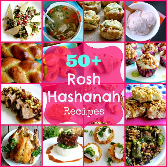 50+ Rosh Hashanah Recipes
