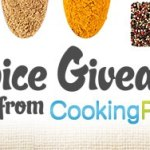spices giveaway