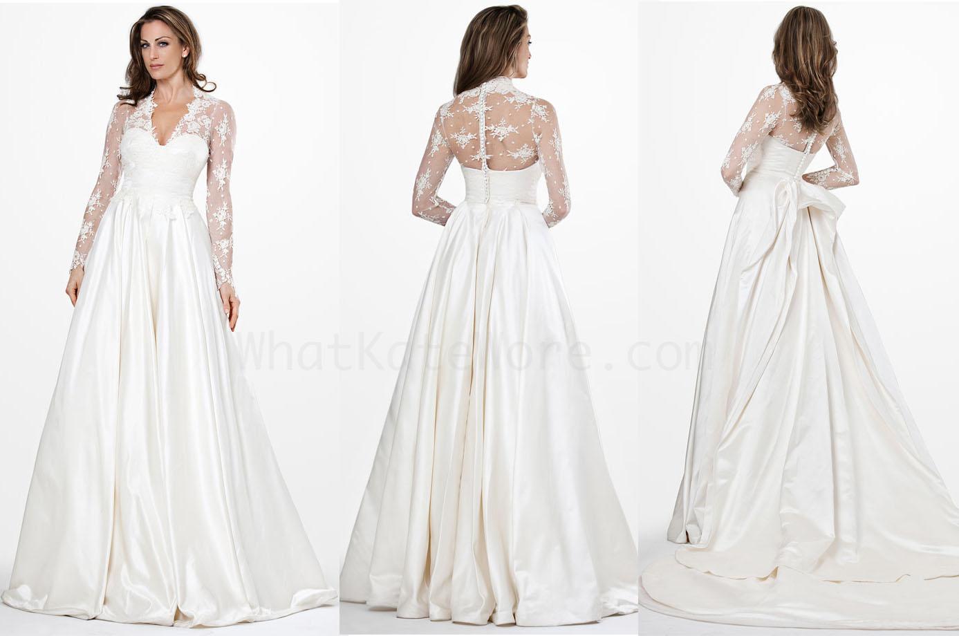 abs kate middleton gowns wedding dresses nordstrom JS Collection via Nordstrom