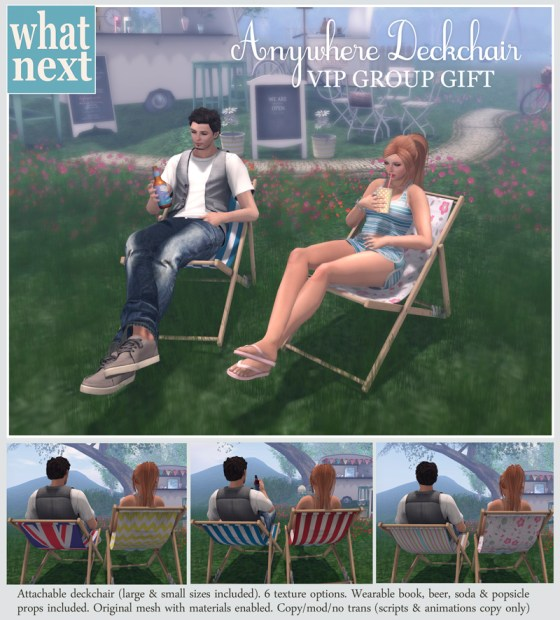 {what next} Anywhere Deckchairs -800