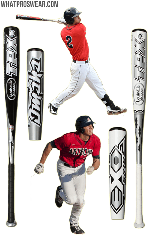 tpx omaha bbcor, tpx exogrid bbcor, university of arizona baseball