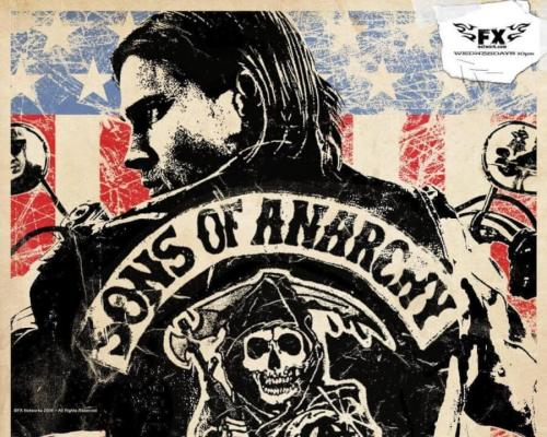 When will Season 6 of Sons of Anarchy stream on Netflix?